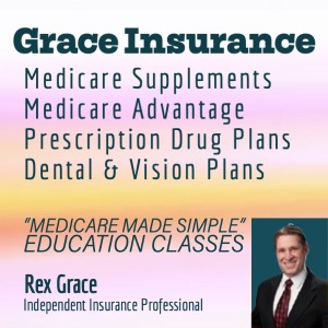 Rex Grace Insurance - Medicare Insurance Professional