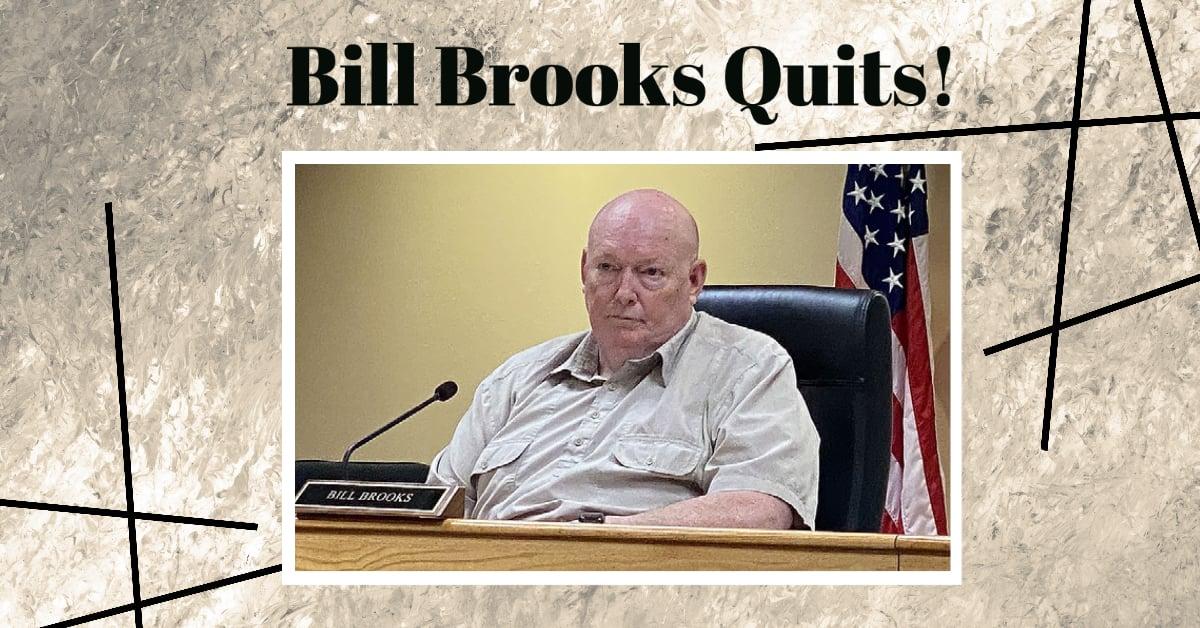 Bill-Brooks-Quits