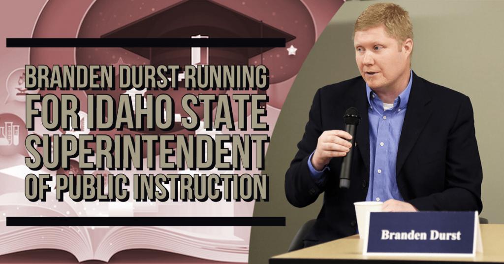 Branden Durst Idaho Candidate E068