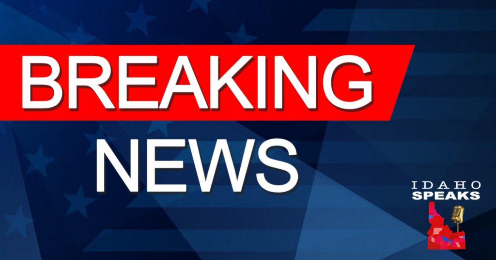 Idaho Speaks Breaking News Graphic