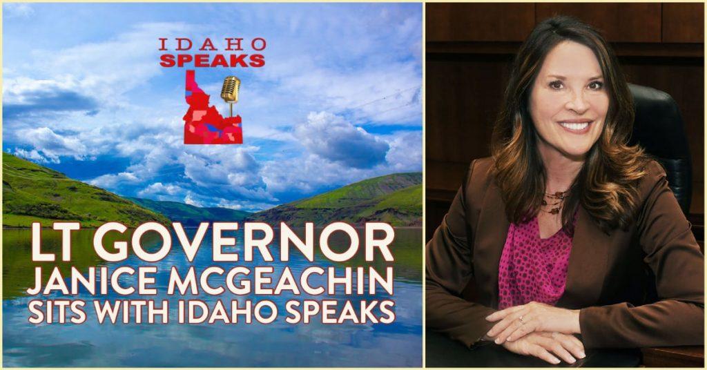 Janice McGeachin Running for Governor