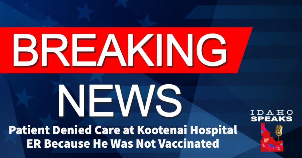 Patient Denied Care