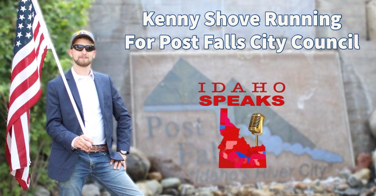 Kenny Shove